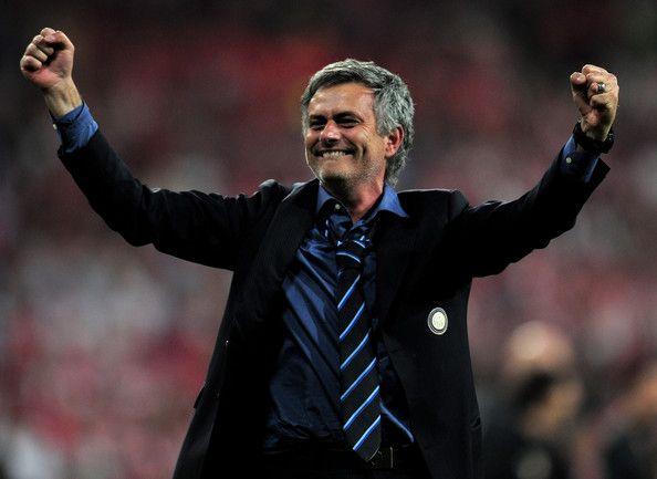 Prima echipă a orașului Milano și marele Jose Mourinho 2