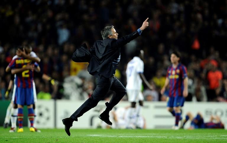 Prima echipă a orașului Milano și marele Jose Mourinho