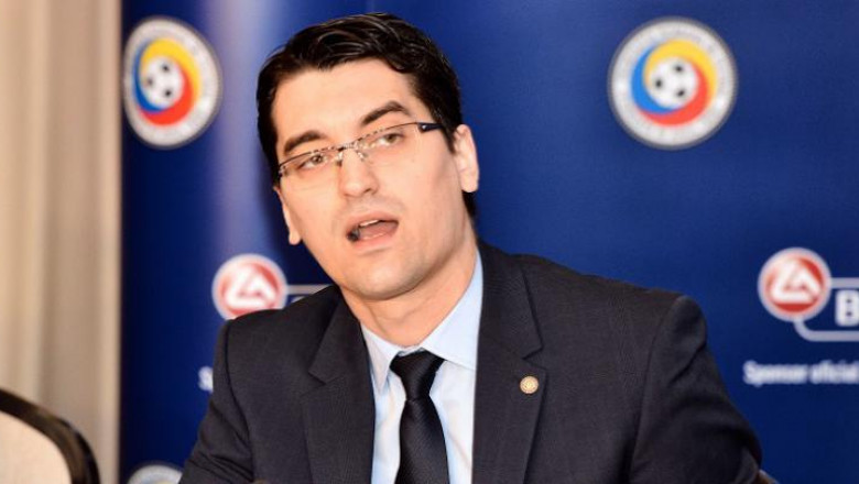 Cand fotbalul devine poker Razvan Burleanu