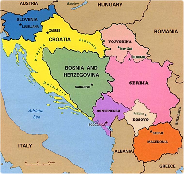 Unirea campionatelor Belgiei si Olandei ar putea da o idee ... fostelor tari iugoslave